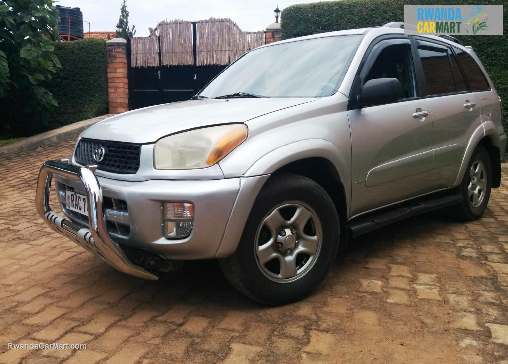 used toyota suv 2000 2001 rav4 sport rwanda carmart. Black Bedroom Furniture Sets. Home Design Ideas